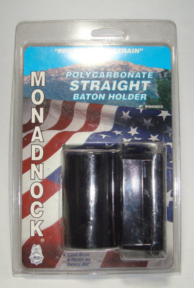 Monadnock 3001 Polycarbonate Straight Baton Holder