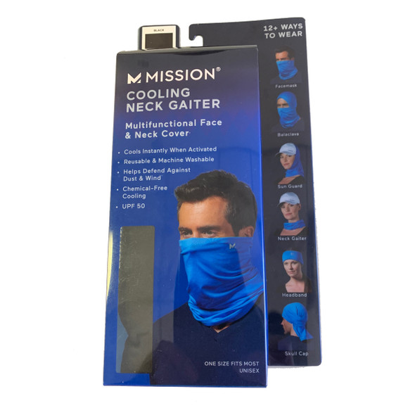 Mission Cooling Gaiter/Face Cover