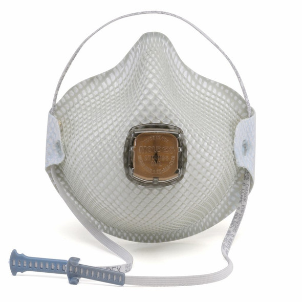 Moldex 2700N95 Series Particulate Respirators With HandyStrap & Ventex Valve  10/Pak