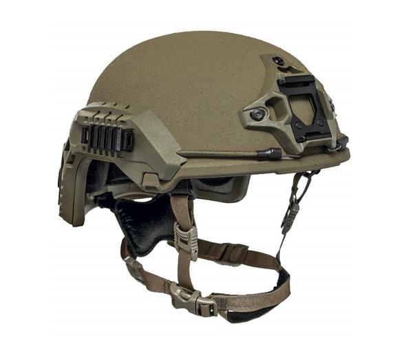 Avon Ceradyne N49 ULW Level IIIA HI-Cut Ballistic Bump Helmet