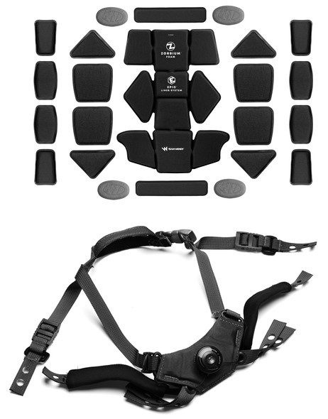 Avon Ceradyne N49 ULW Ballistic Bump Helmet