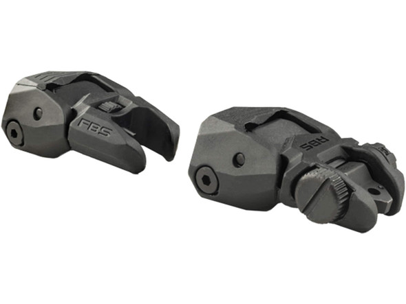 Mepro Flip-Up 4-Dot Tritium Rear Night Sight Sets