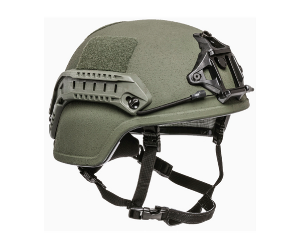Avon Ceradyne L110 Level III 7.62x51mm Rifle Protection Full-Cut Combat II Ballistic Helmet