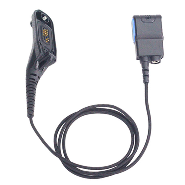 N-Ear 1 Wire Choice Wireless PTT & Mic for Motorala M12