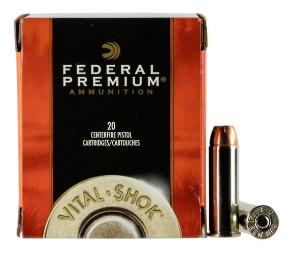 Federal Premium 41 REM MAG 210GR SAFVT Ammunition 20 Rounds