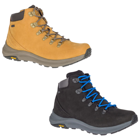 Merrell Men's Ontario Mid Waterproof Boots