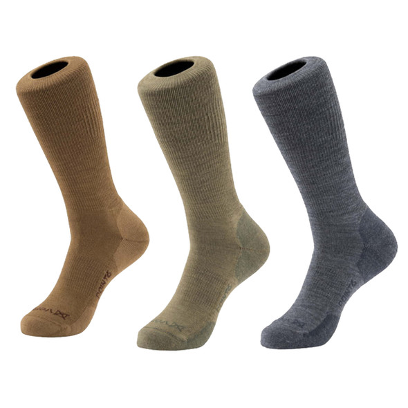 "Vertx Men's VaporCore 10"" Crew Socks"