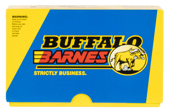 Buffalo Bore Standard Pressure 40 S&W 140GR Barnes TAC-XP Lead Free Ammunition 20 Rounds