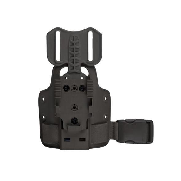 Safariland 6004-27-2 Small Tactical Plate w/DFA, QLS Receiver Plate
