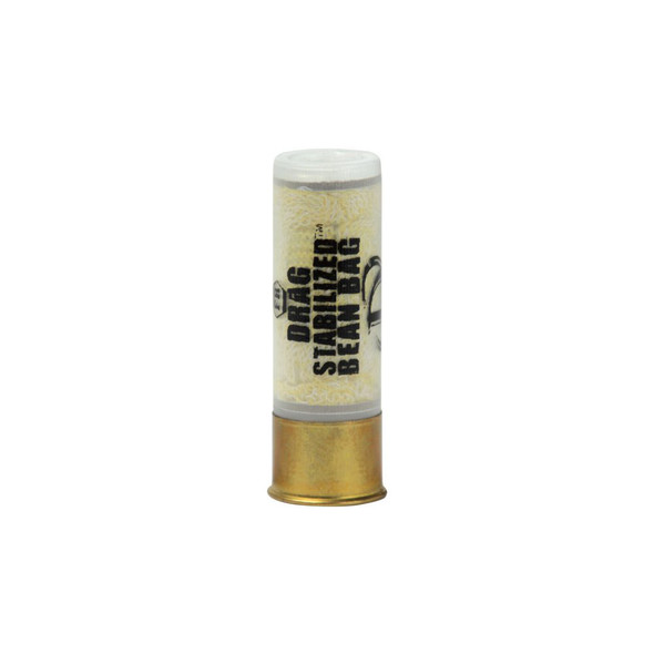Defense Technology Drag Stabilized Bean Bag Round 12GA 5 Count
