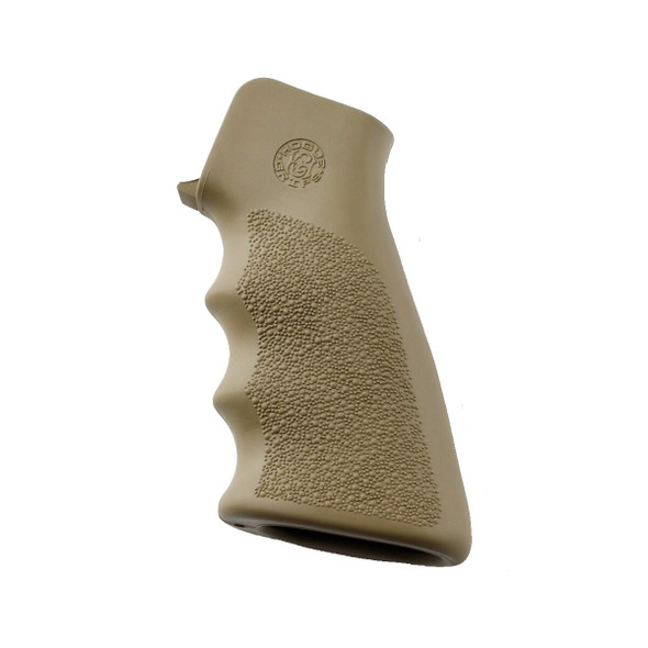 Hogue M4/AR15 Rubber Grip with Finger Grooves
