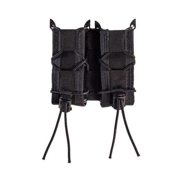 Taco Double Pistol Belt Mount Magazine Pouches