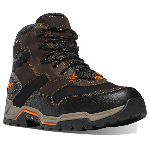 "Danner 15160 Men's Field Ranger 6"" Brown Boots"