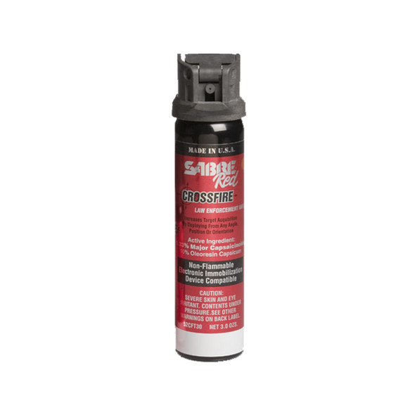 Sabre Red 1.33% MC 3 oz Crossfire Spray