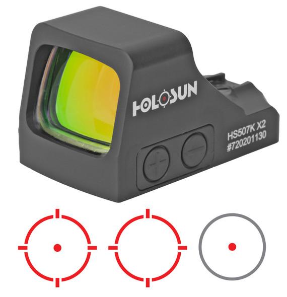 Holosun HS507K-X2 Micro Reflex Sights