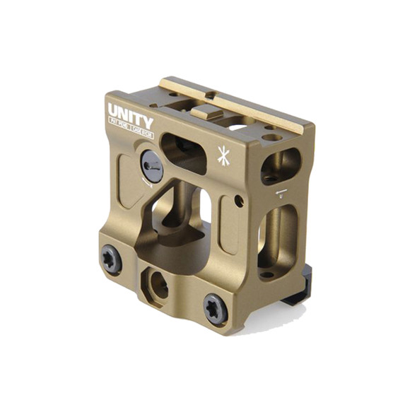 Unity Tactical FAST Micro Mount FDE
