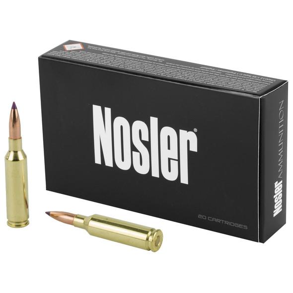 Nosler Hunting 6mm Creedmoor 95gr Ballistic Tip Ammunition 20rds