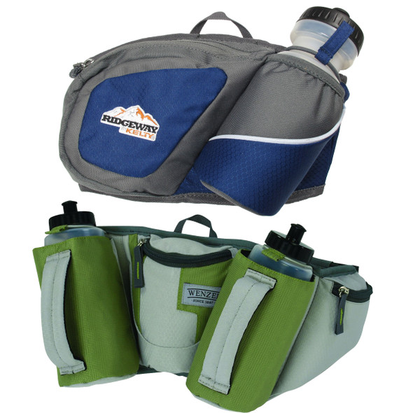 Hybrid Waistpacks With Free Water Bottle