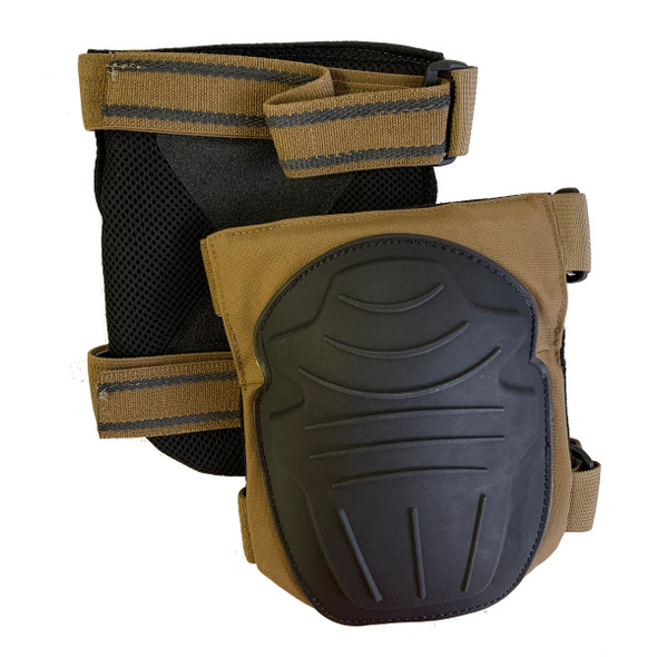 Skydex Extreme Duty Berry Compliant Knee Pads Coyote MADE IN USA