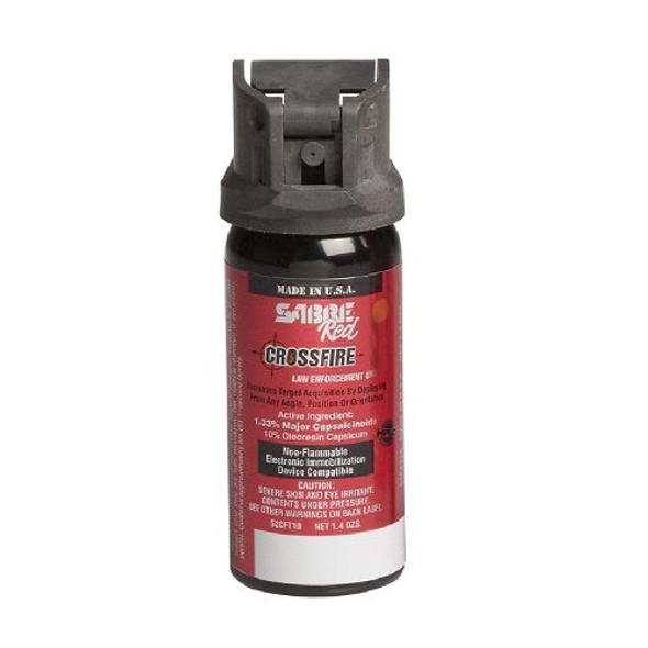 Sabre Red 1.33% MC 1.5 oz Crossfire MK-3 Spray