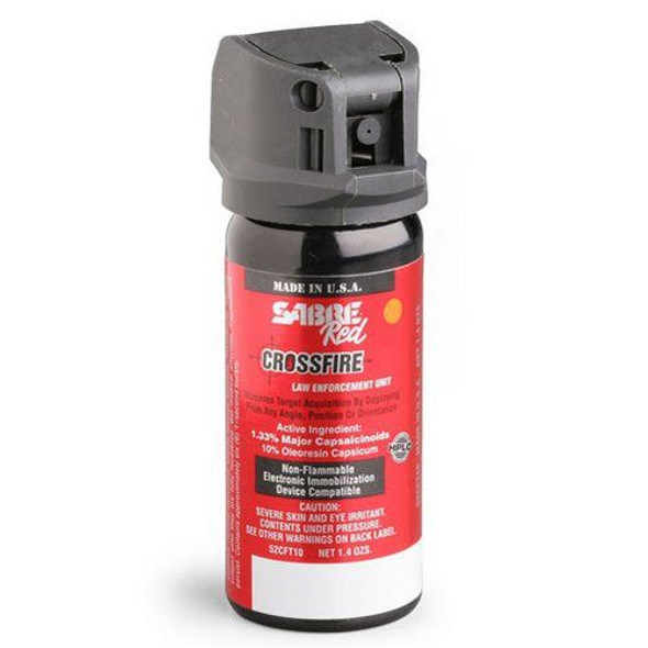 Sabre Red 1.33% MC 1.5 oz Crossfire MK-3 Gel