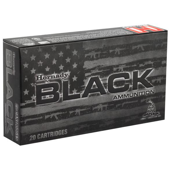 Hornady Black 224 Valkyrie 75GR BTHP Ammunition 20 Rounds