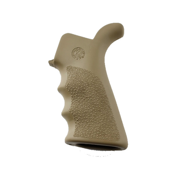 Hogue M4/AR15 Beavertail Grip with Finger Grooves