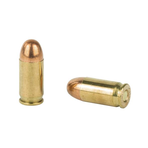 PPU Handgun 380 ACP 94GR FMJ Ammunition 50 Rounds