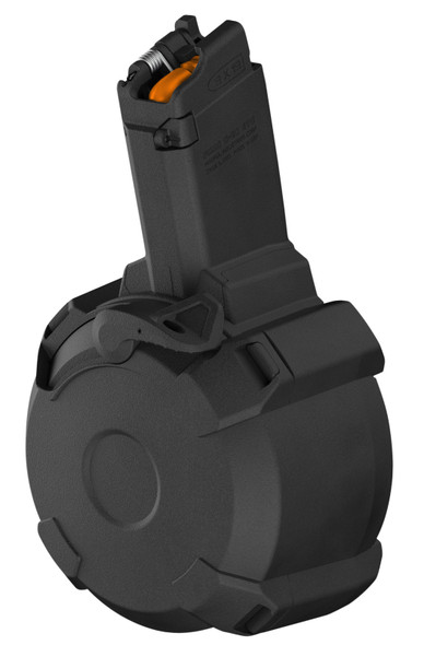 Magpul PMAG D-50 EV9 CZ Scorpion EVO 3 9mm 50rd Magazines