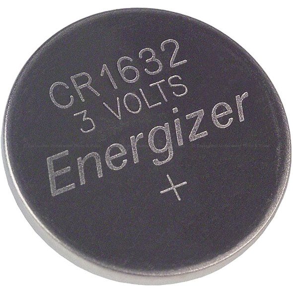 Energizer CR1632 Lithium 3v Batteries 5/Pack