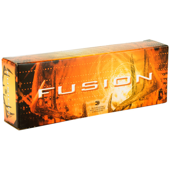 Federal Fusion 300WSM 150gr Boat Tail Ammunition 200rds