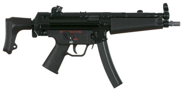 HK MP5 Series 9mm Sub-Machine Guns