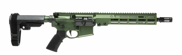 "Geissele Super Duty Pistol 11.5"" 5.56mm 40mm Green"