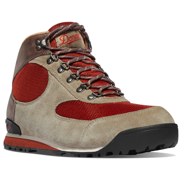"Danner 37244 Jag Dry Weather 4.5"" Boots Birch/Picante"