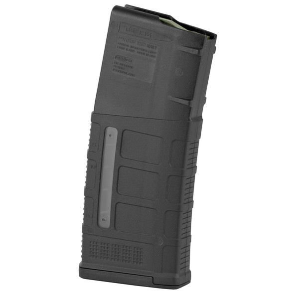 Magpul PMAG GEN M3 LR/SR 7.62mm Window Magazine 25 Rounds