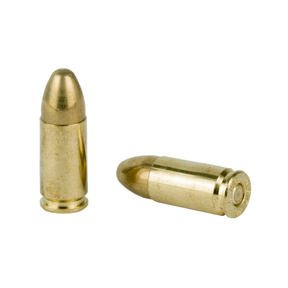 Armscor 9mm 115GR FMJ Ammunition 50 Rounds