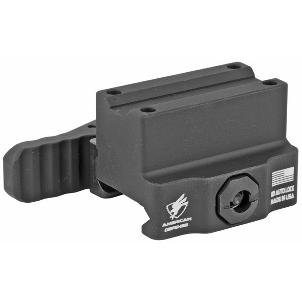 American Defense One Piece Mount Co-Witness For Trijicon MRO