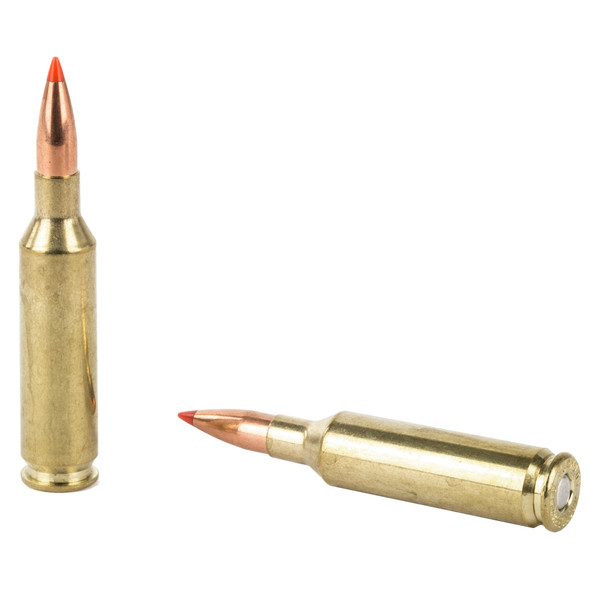 Hornady Varmint Express 6mm Creedmoor 87GR V-Max Ammunition 20 Rounds