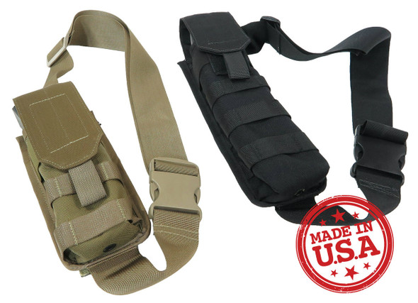 KZ Magazine Sling Pouch PMag 40 Rounds BLACK