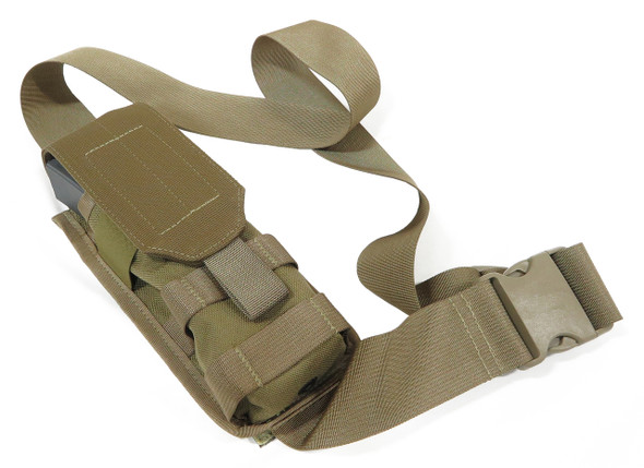 KZ Magazine Sling Pouch PMag 40 Rounds TAN