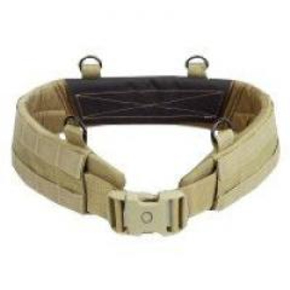 Blackwater Gear I-O Load Bearing Khaki Belt