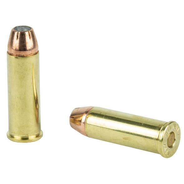Hornady Custom .44 Magnum 240gr XTP JHP Ammunition 20rds