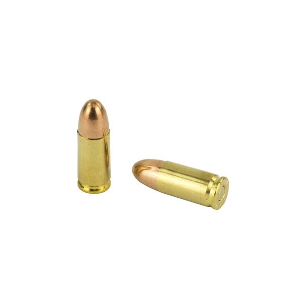 PMC Bronze 9mm 115gr FMJ Ammunition 50rds