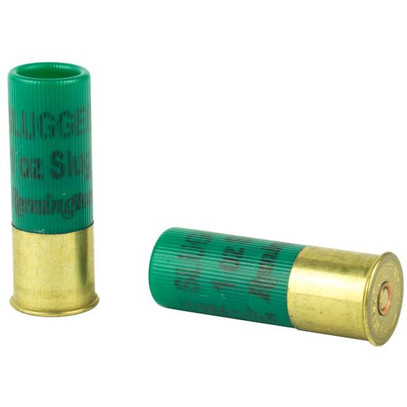 """Remington Slugger 12GA 2.75"""" 1 oz  Shotshell Ammunition 5 Rounds"""