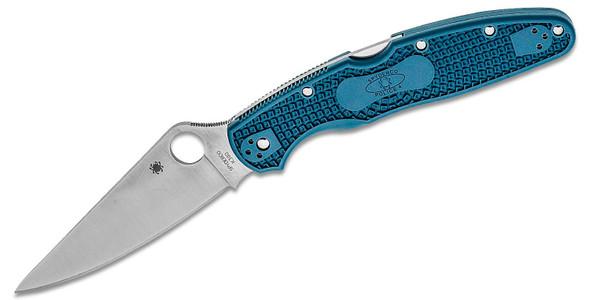 Spyderco C07FP4K390 Police 4 Lightweight Folding Knives