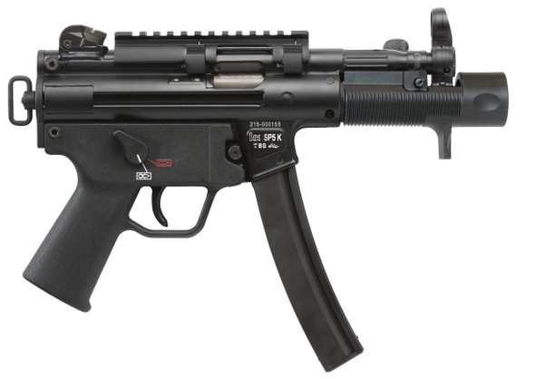 HK SP5 Picatinny Rail Mount