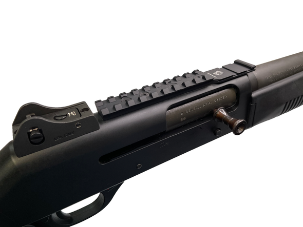 Battle Steel Benelli M4 Top-Rail for Holosun HE509T