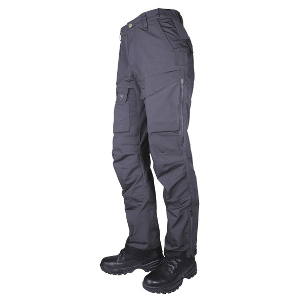 Tru-Spec Men's 24/7 Series Polyester/Cotton Rip-Stop Xpedition Charcoal Pants
