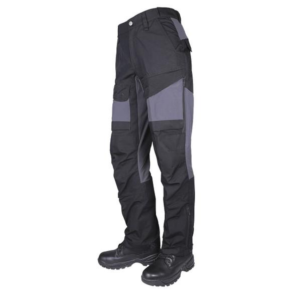 Tru-Spec Men's 24/7 Series Polyester/Cotton Rip-Stop Xpedition Black/Charcoal Pants
