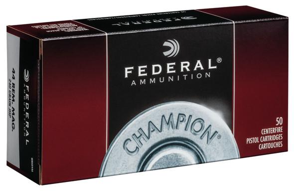 Federal 44 Magnum 240 JHP Ammunition 50 Rounds